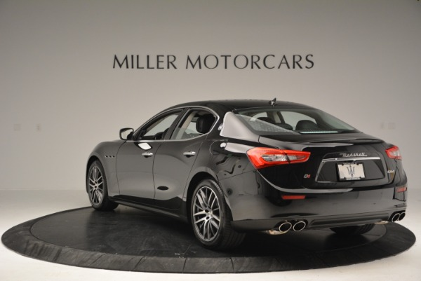 Used 2016 Maserati Ghibli S Q4  EX-LOANER for sale Sold at Bentley Greenwich in Greenwich CT 06830 5