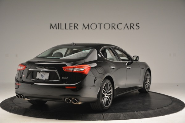 Used 2016 Maserati Ghibli S Q4  EX-LOANER for sale Sold at Bentley Greenwich in Greenwich CT 06830 7