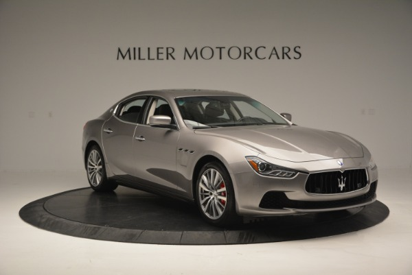 Used 2016 Maserati Ghibli S Q4  EX- LOANER for sale Sold at Bentley Greenwich in Greenwich CT 06830 11