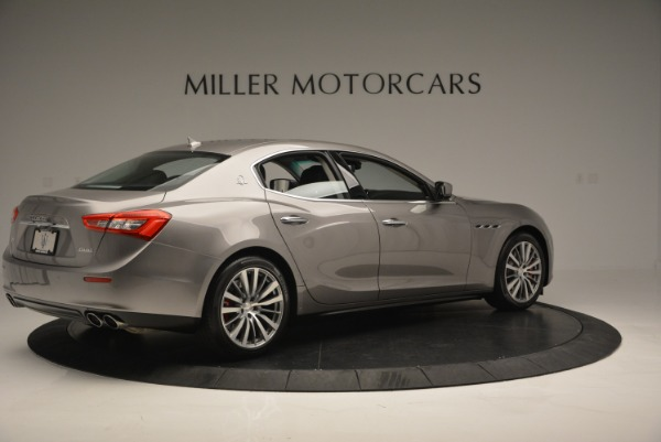 Used 2016 Maserati Ghibli S Q4  EX- LOANER for sale Sold at Bentley Greenwich in Greenwich CT 06830 8