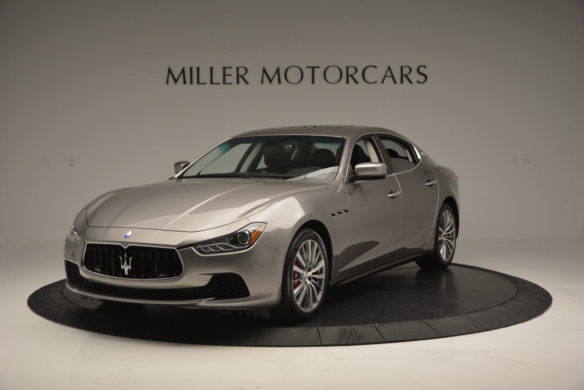 Used 2016 Maserati Ghibli S Q4  EX- LOANER for sale Sold at Bentley Greenwich in Greenwich CT 06830 1