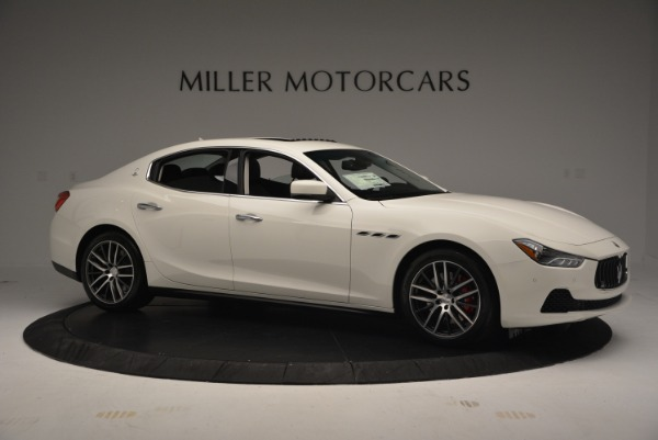 Used 2016 Maserati Ghibli S Q4  EX-LOANER for sale Sold at Bentley Greenwich in Greenwich CT 06830 10