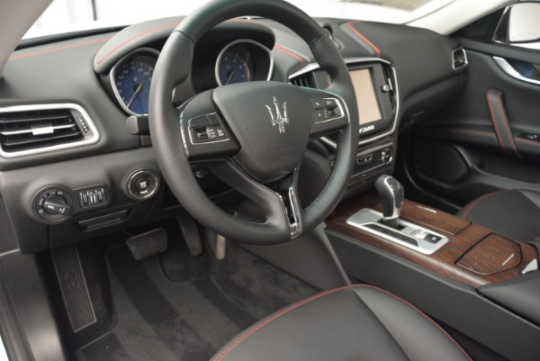 Used 2016 Maserati Ghibli S Q4  EX-LOANER for sale Sold at Bentley Greenwich in Greenwich CT 06830 13