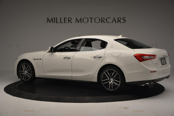 Used 2016 Maserati Ghibli S Q4  EX-LOANER for sale Sold at Bentley Greenwich in Greenwich CT 06830 4