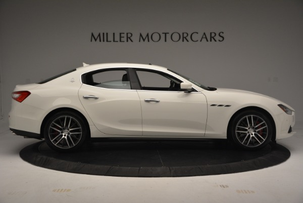 Used 2016 Maserati Ghibli S Q4  EX-LOANER for sale Sold at Bentley Greenwich in Greenwich CT 06830 9