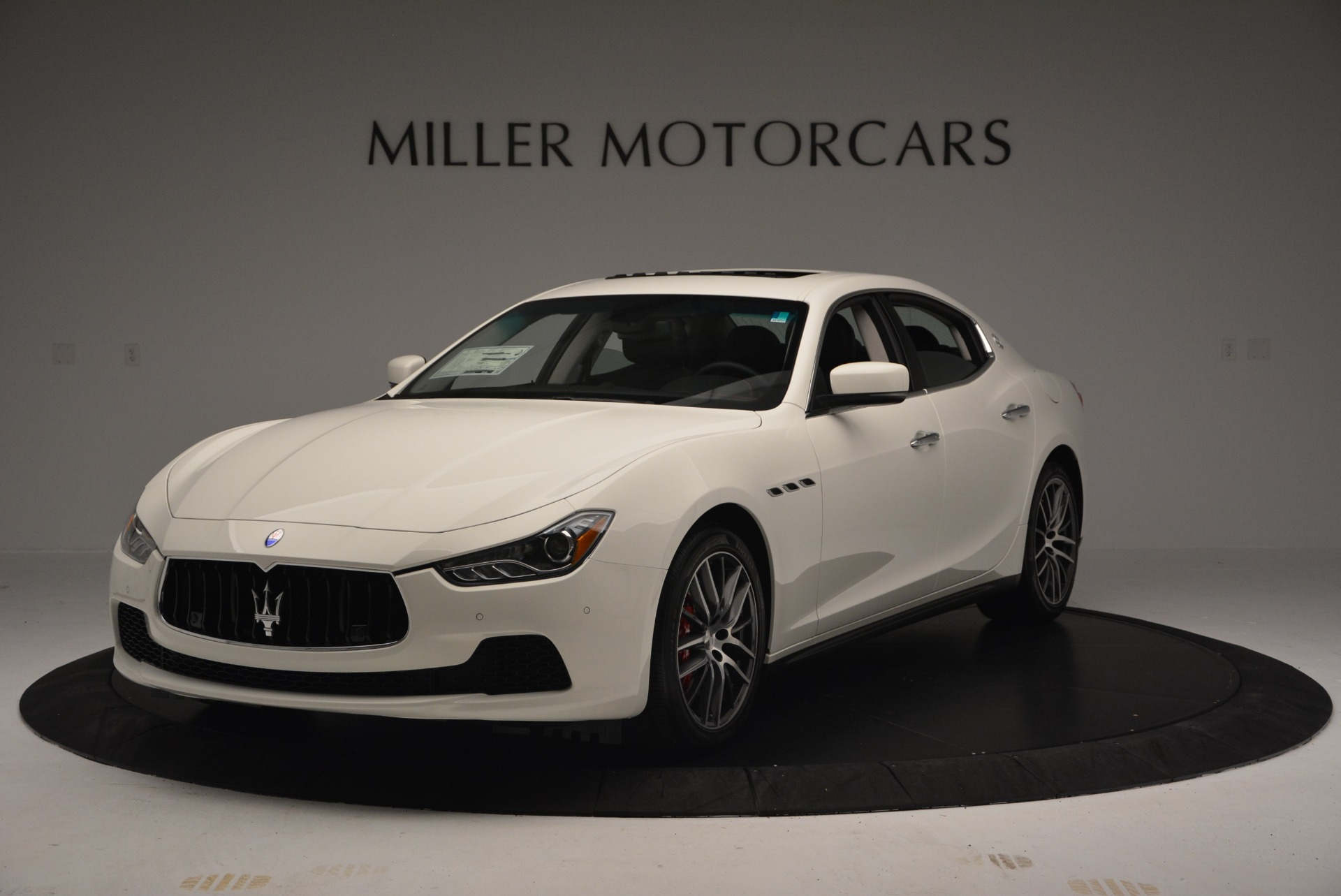 Used 2016 Maserati Ghibli S Q4  EX-LOANER for sale Sold at Bentley Greenwich in Greenwich CT 06830 1