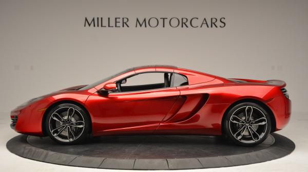 Used 2013 McLaren 12C Spider for sale Sold at Bentley Greenwich in Greenwich CT 06830 16