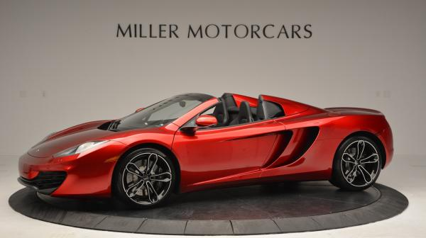 Used 2013 McLaren 12C Spider for sale Sold at Bentley Greenwich in Greenwich CT 06830 2