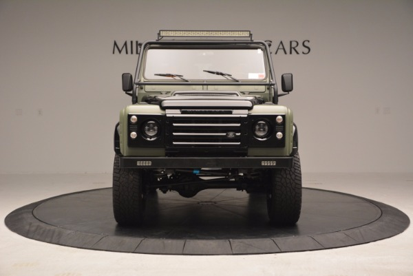 Used 1997 Land Rover Defender 90 for sale Sold at Bentley Greenwich in Greenwich CT 06830 12