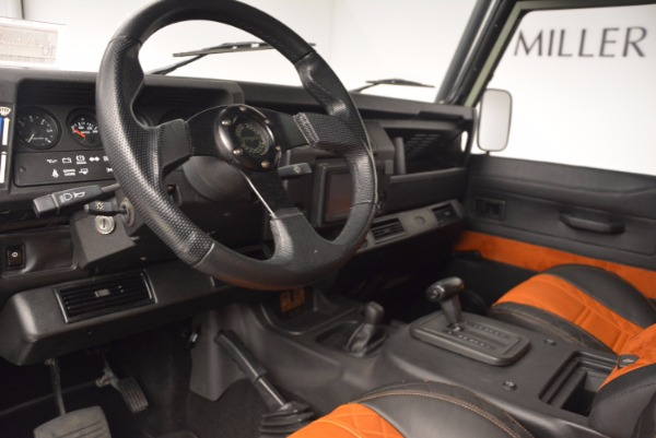 Used 1997 Land Rover Defender 90 for sale Sold at Bentley Greenwich in Greenwich CT 06830 13