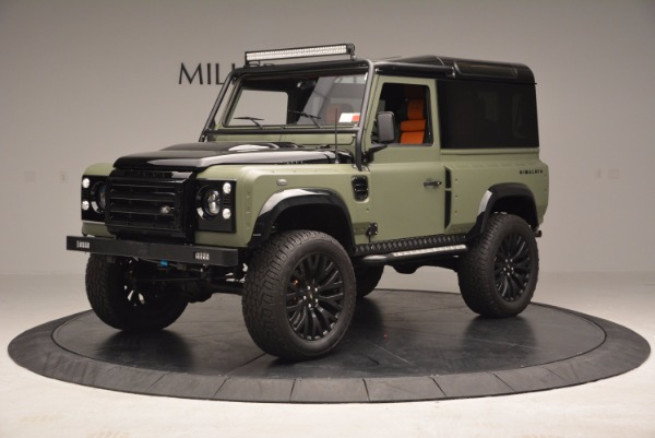 Used 1997 Land Rover Defender 90 for sale Sold at Bentley Greenwich in Greenwich CT 06830 2