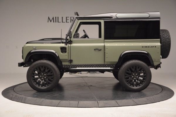 Used 1997 Land Rover Defender 90 for sale Sold at Bentley Greenwich in Greenwich CT 06830 3