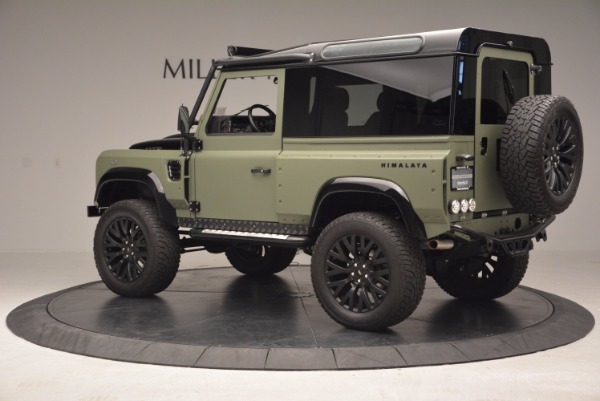 Used 1997 Land Rover Defender 90 for sale Sold at Bentley Greenwich in Greenwich CT 06830 4