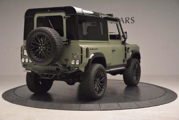 Used 1997 Land Rover Defender 90 for sale Sold at Bentley Greenwich in Greenwich CT 06830 7
