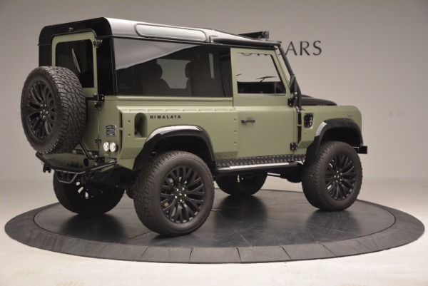 Used 1997 Land Rover Defender 90 for sale Sold at Bentley Greenwich in Greenwich CT 06830 8