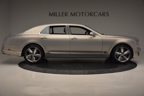 Used 2016 Bentley Mulsanne Speed for sale Sold at Bentley Greenwich in Greenwich CT 06830 10