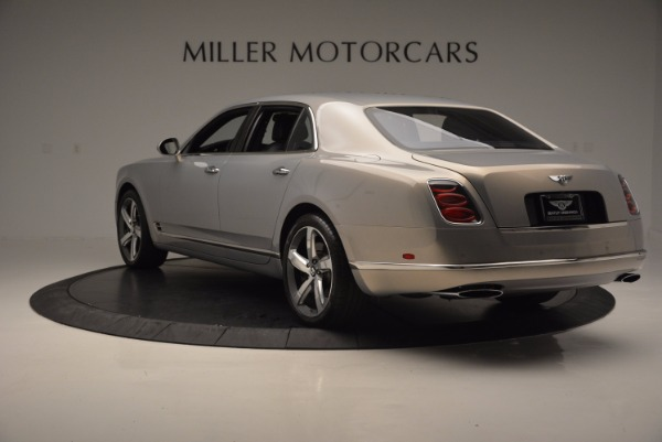 Used 2016 Bentley Mulsanne Speed for sale Sold at Bentley Greenwich in Greenwich CT 06830 6