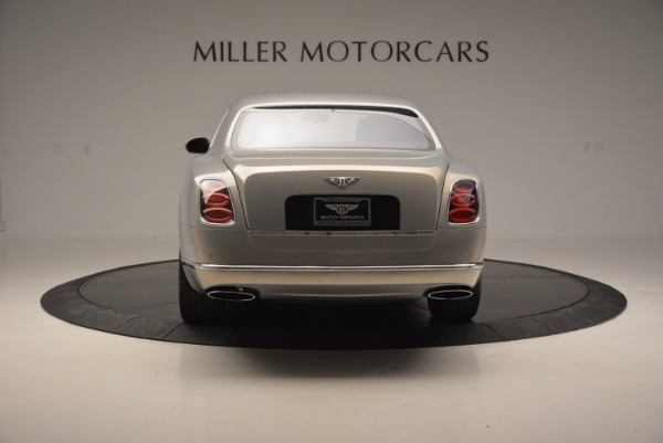 Used 2016 Bentley Mulsanne Speed for sale Sold at Bentley Greenwich in Greenwich CT 06830 7
