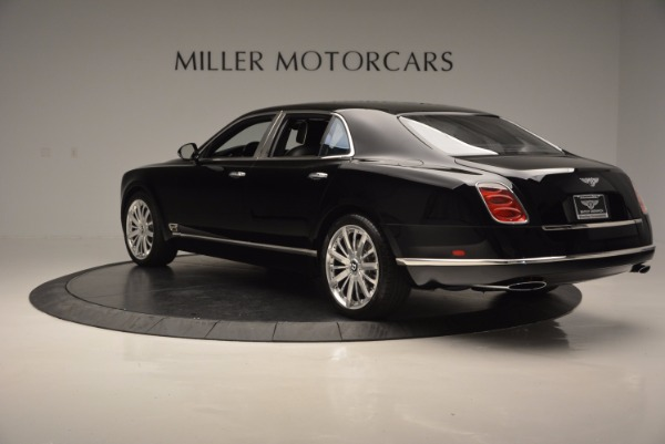 Used 2016 Bentley Mulsanne for sale Sold at Bentley Greenwich in Greenwich CT 06830 5
