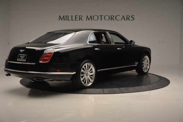 Used 2016 Bentley Mulsanne for sale Sold at Bentley Greenwich in Greenwich CT 06830 8