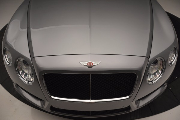Used 2014 Bentley Continental GT V8 for sale Sold at Bentley Greenwich in Greenwich CT 06830 13