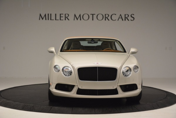 Used 2013 Bentley Continental GTC V8 for sale Sold at Bentley Greenwich in Greenwich CT 06830 13