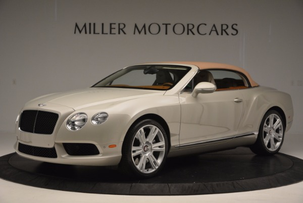 Used 2013 Bentley Continental GTC V8 for sale Sold at Bentley Greenwich in Greenwich CT 06830 15