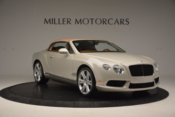Used 2013 Bentley Continental GTC V8 for sale Sold at Bentley Greenwich in Greenwich CT 06830 24