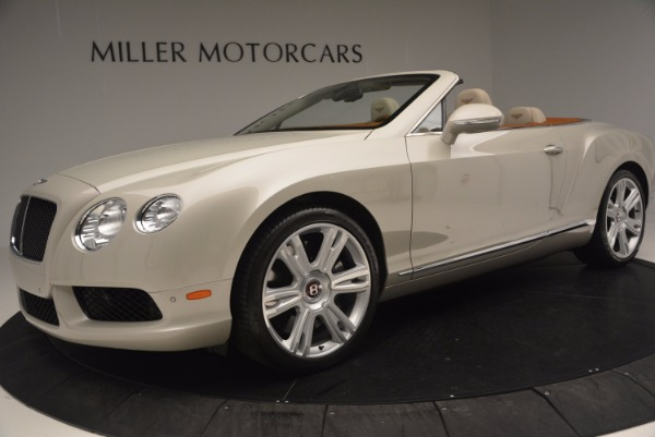 Used 2013 Bentley Continental GTC V8 for sale Sold at Bentley Greenwich in Greenwich CT 06830 28