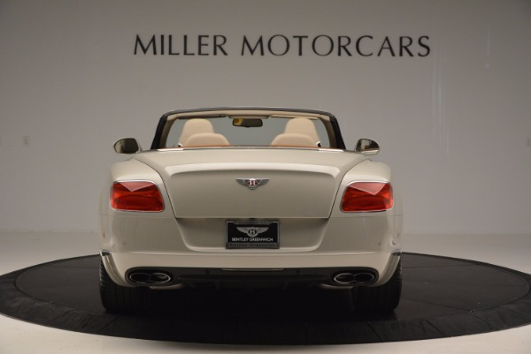 Used 2013 Bentley Continental GTC V8 for sale Sold at Bentley Greenwich in Greenwich CT 06830 6