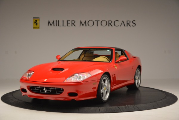 Used 2005 Ferrari Superamerica 6-Speed Manual for sale Sold at Bentley Greenwich in Greenwich CT 06830 13