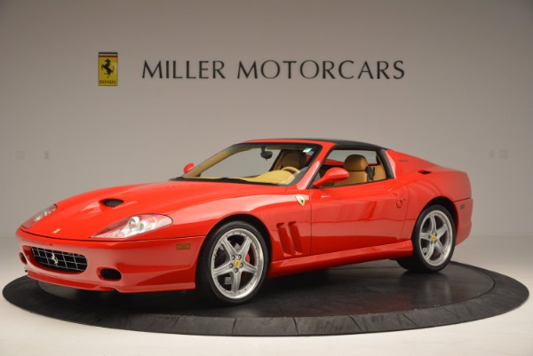 Used 2005 Ferrari Superamerica 6-Speed Manual for sale Sold at Bentley Greenwich in Greenwich CT 06830 14