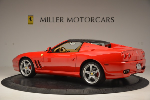 Used 2005 Ferrari Superamerica 6-Speed Manual for sale Sold at Bentley Greenwich in Greenwich CT 06830 16