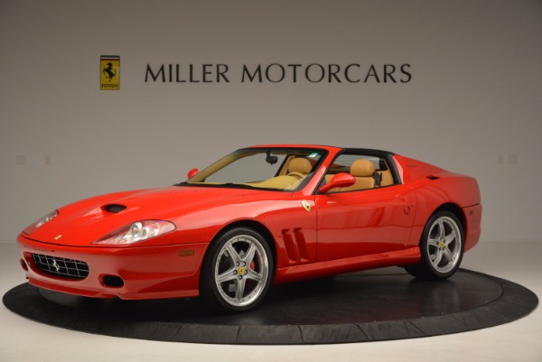 Used 2005 Ferrari Superamerica 6-Speed Manual for sale Sold at Bentley Greenwich in Greenwich CT 06830 2