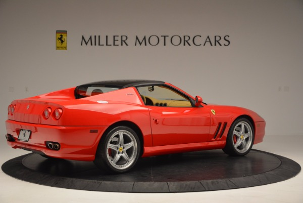 Used 2005 Ferrari Superamerica 6-Speed Manual for sale Sold at Bentley Greenwich in Greenwich CT 06830 20