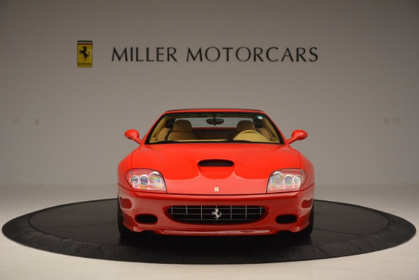 Used 2005 Ferrari Superamerica 6-Speed Manual for sale Sold at Bentley Greenwich in Greenwich CT 06830 24