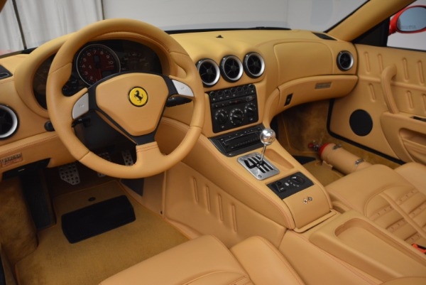 Used 2005 Ferrari Superamerica 6-Speed Manual for sale Sold at Bentley Greenwich in Greenwich CT 06830 25