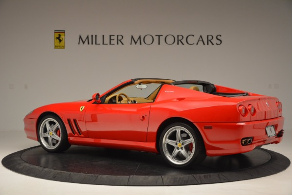 Used 2005 Ferrari Superamerica 6-Speed Manual for sale Sold at Bentley Greenwich in Greenwich CT 06830 4