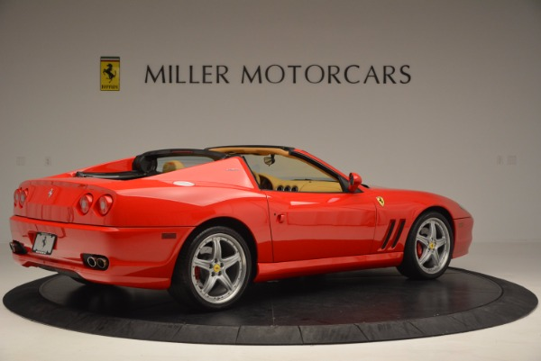 Used 2005 Ferrari Superamerica 6-Speed Manual for sale Sold at Bentley Greenwich in Greenwich CT 06830 8