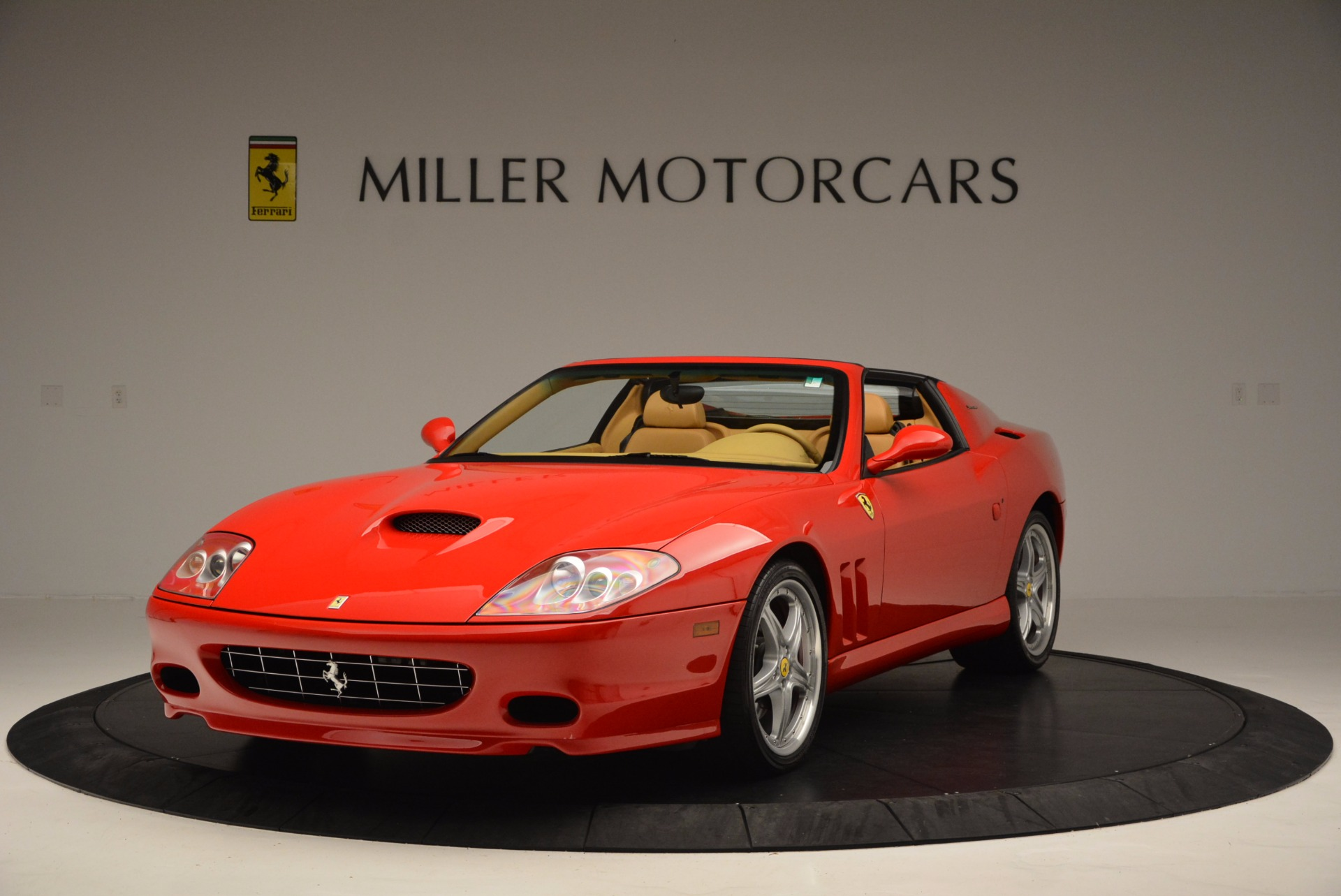Used 2005 Ferrari Superamerica 6-Speed Manual for sale Sold at Bentley Greenwich in Greenwich CT 06830 1