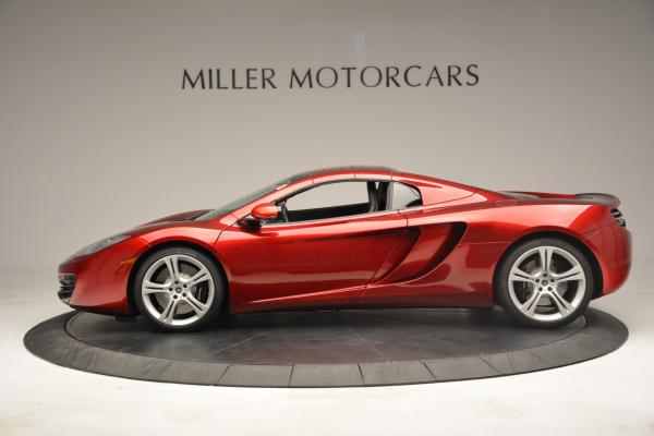Used 2013 McLaren 12C Spider for sale Sold at Bentley Greenwich in Greenwich CT 06830 15