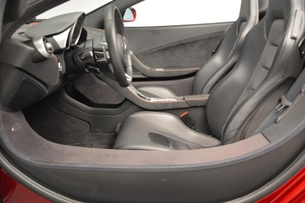 Used 2013 McLaren 12C Spider for sale Sold at Bentley Greenwich in Greenwich CT 06830 22