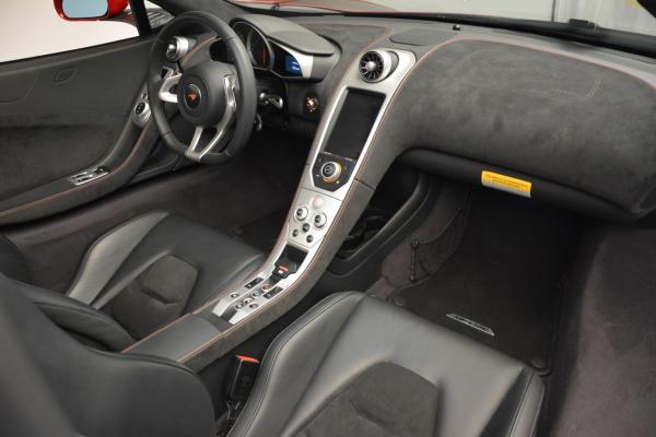 Used 2013 McLaren 12C Spider for sale Sold at Bentley Greenwich in Greenwich CT 06830 25