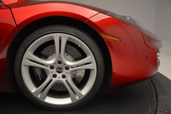 Used 2013 McLaren 12C Spider for sale Sold at Bentley Greenwich in Greenwich CT 06830 28