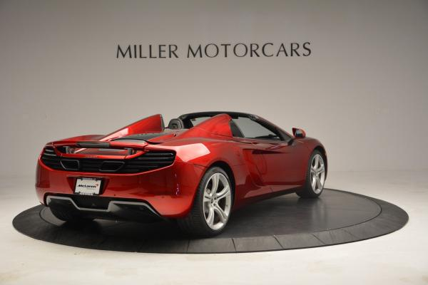 Used 2013 McLaren 12C Spider for sale Sold at Bentley Greenwich in Greenwich CT 06830 7
