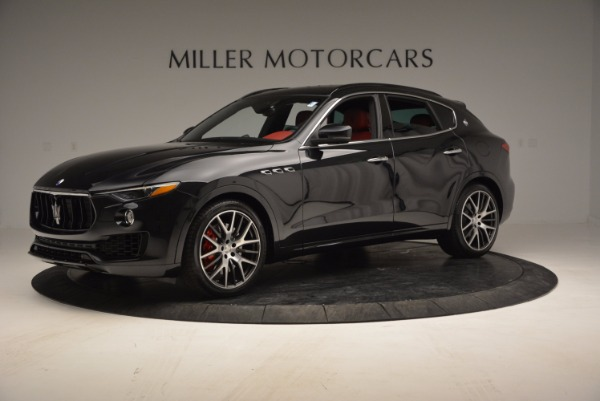 Used 2017 Maserati Levante S Q4 for sale Sold at Bentley Greenwich in Greenwich CT 06830 2