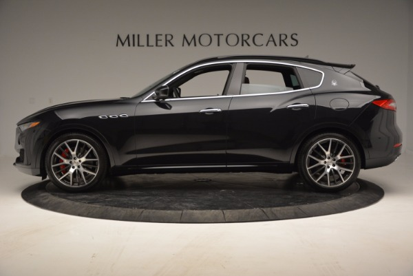 Used 2017 Maserati Levante S Q4 for sale Sold at Bentley Greenwich in Greenwich CT 06830 3