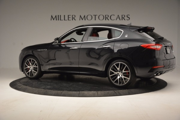 Used 2017 Maserati Levante S Q4 for sale Sold at Bentley Greenwich in Greenwich CT 06830 4