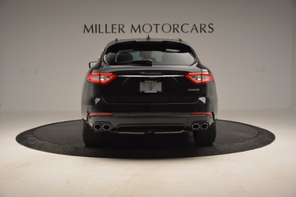 Used 2017 Maserati Levante S Q4 for sale Sold at Bentley Greenwich in Greenwich CT 06830 6