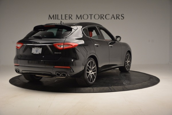 Used 2017 Maserati Levante S Q4 for sale Sold at Bentley Greenwich in Greenwich CT 06830 7